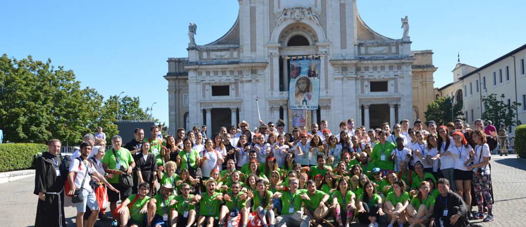 Marcia Francescana 2020 – Loreto Assisi a piedi